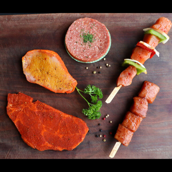 705 BBQ Pakket C, Shaslick, Vleeshouwerij Saasveld