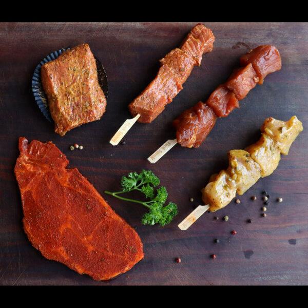 709 BBQ Pakket E, Karbonade, Vleeshouwerij Saasveld