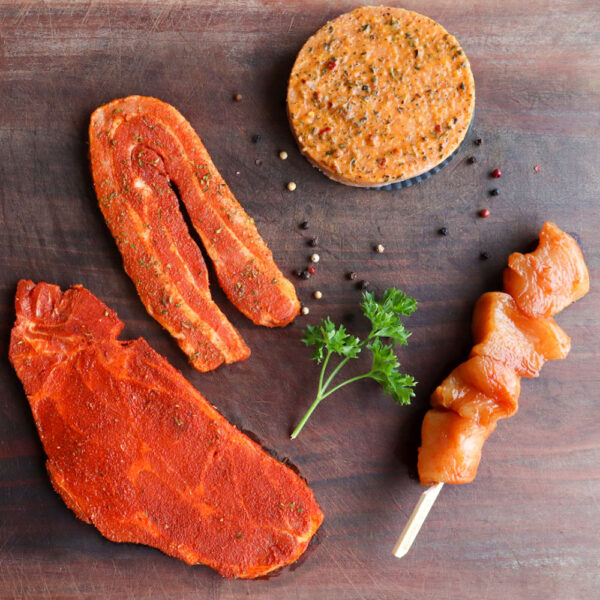 712 BBQ Pakket Budget, Vleeshouwerij Saasveld