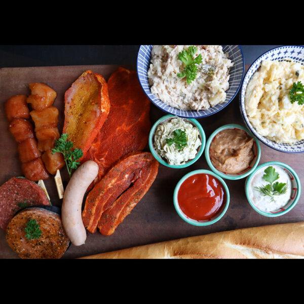 712 BBQ Pakket Budget ALL-IN Vleeshouwerij Saasveld