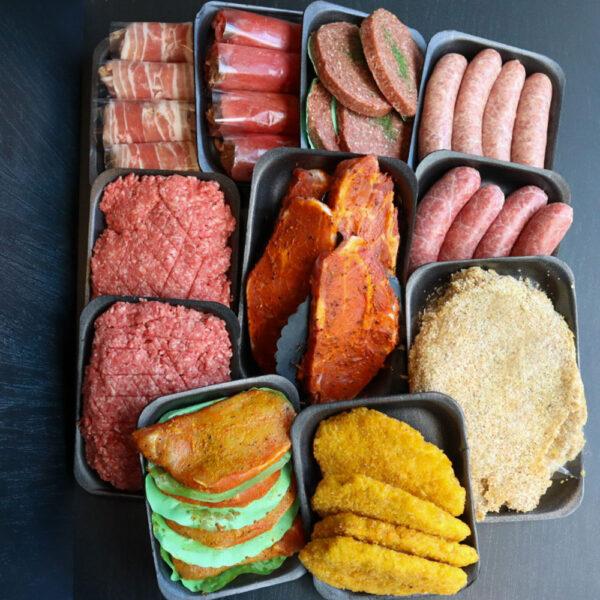 Vleeshouwerij Saasveld 10 dagen pakket Budget