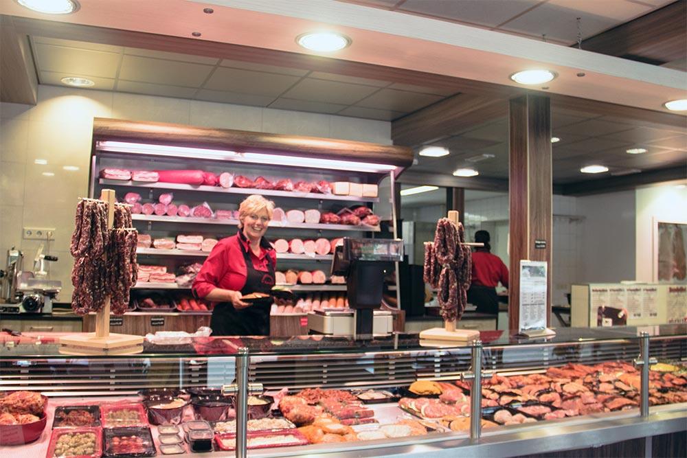 Winkel Vleeshouwerij Saasveld