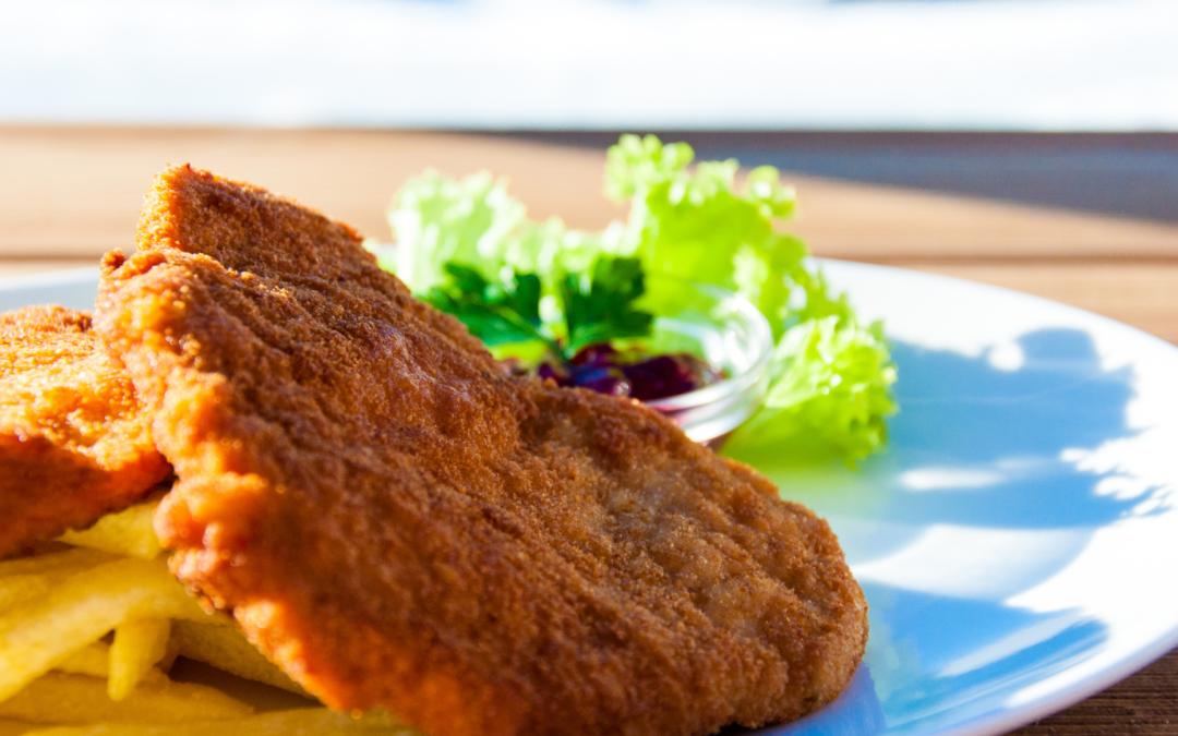 Bereidingstip; Wiener Schnitzel met kartoffelsalade